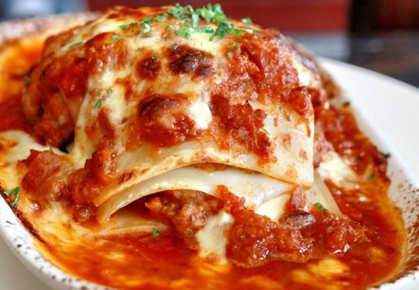 lasagna cu oua