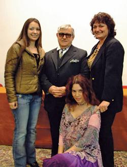 Mariana Pachis cu Geo Saizescu