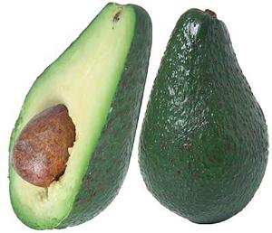 Avocado, fructe