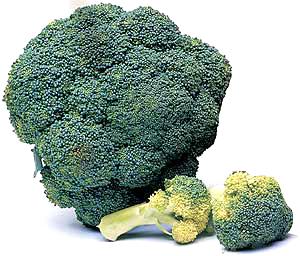 Broccoli, legume