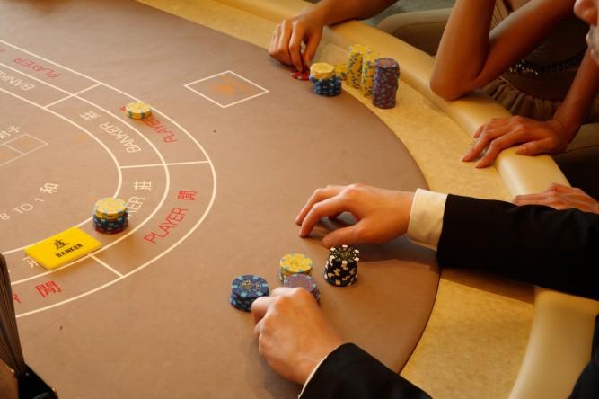 Casino Game - Baccarat