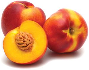Nectarine, fructe