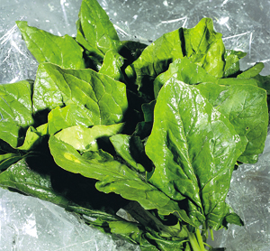 Spanac, legume