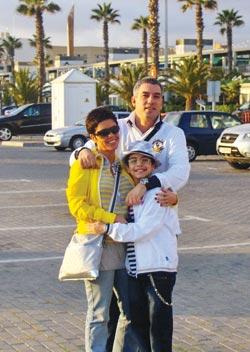 Luminita Anghel, Bogdan, David