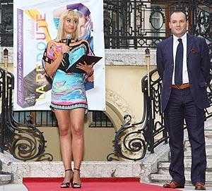 Oana Ionita si Alexandru Diaconu