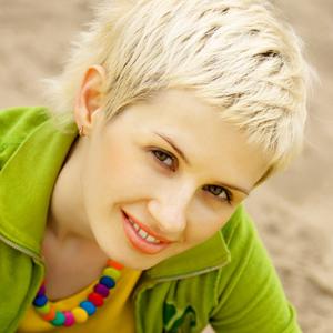 blond scurt
