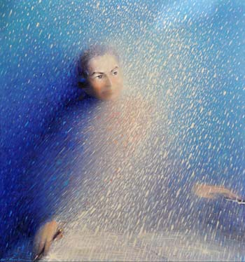 Emil Ciocoiu - Portretul omagial George Enescu