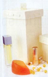 cutie pentru cosmetice