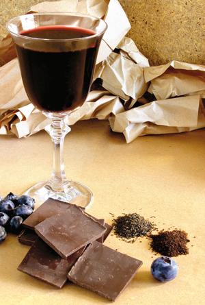 vin si ciocolata