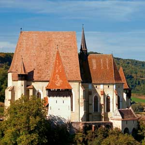 Cetatea medievala Biertan