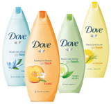 Dove Shower Gel Go Fresh