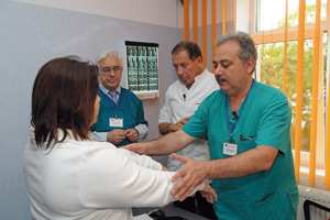 Operatie, coloana vertebrala