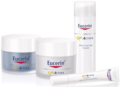 Gama Eucerin Q10 Active
