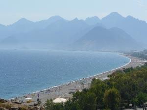 orasul Antalya