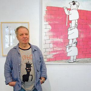 Mihai  Stanescu, caricaturist