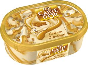 Inghetata Carte D'Or Crème Caramel