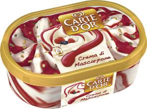Inghetata Carte D'Or Crema di Mascarpone
