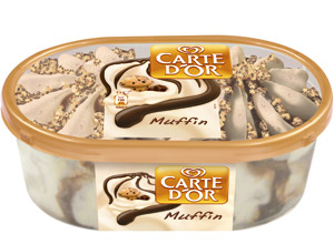 Inghetata Carte D'Or Muffin