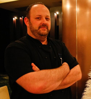Executive Chef Henrik Sebok