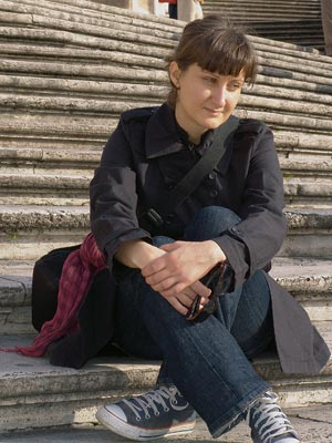 Ana Maria Sandu, scriitoare