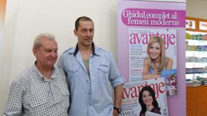 Prof. Dr. Gheorghe Mencinicopschi, Florin Preuteasa