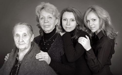Familie, destin