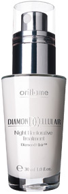 Diamond Cellular Night Restorative Treatment, Oriflame