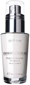 Diamond Cellular Night Restorative Treatment, Oriflame