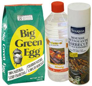 Carbune natural, Solutie curatat gratar, lichid aprinzator