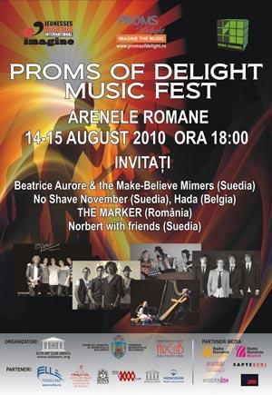 Proms of Delight Music Fest