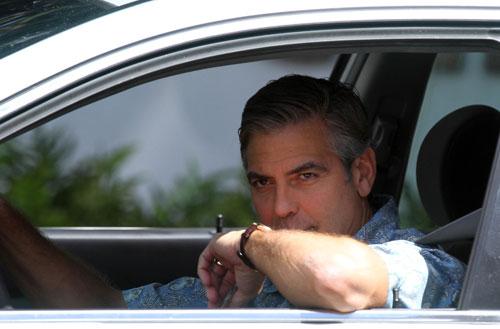 George Clooney, actor