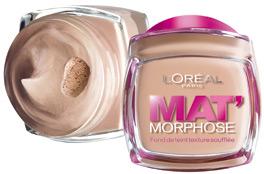 fond de ten Mat'Mor-phose, L'Oréal
