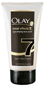 Gelul de curatare Olay Total Effects