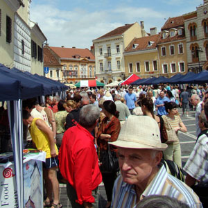 Slow Food, Brasov