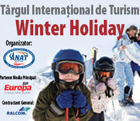 "Targul International de Turism ""Winter Holiday"""