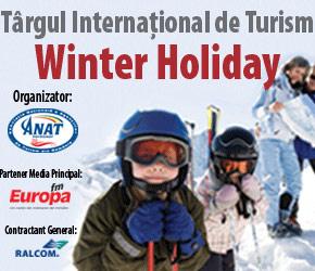 "Targul International de Turism ""Winter Holiday"""