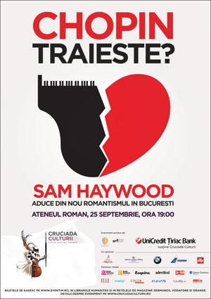Recital Sam Haywood