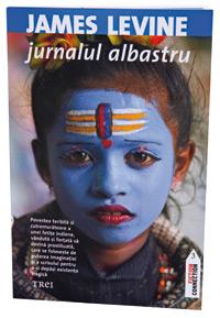 JURNALUL ALBASTRU, James A. Levine, Editura Trei