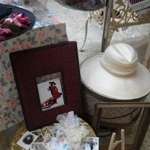 palarii vintage, expozitie