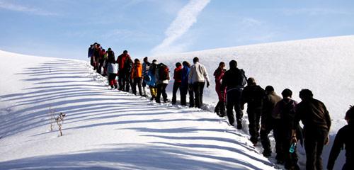 scoala, ghid, Christian Adventure, munte