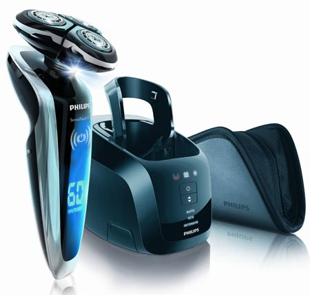 Senso Touch 3D, cel mai avansat aparat de barbierit electric Philips
