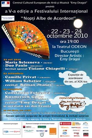 festival, Nopti Albe de Acordeon