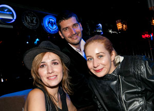 Andreea Catu, Dan Persnariu, Bogdana Voican
