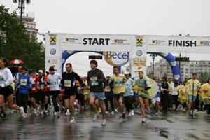 Bucharest City Marathon