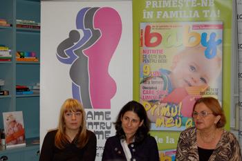 Mihaela Miroiu, Ruxandra Dumitrescu, Irina Cuzino