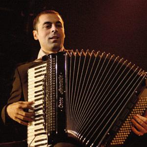 Emy Dragoi, acordeonist