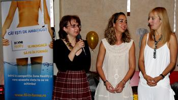 Daniela Palade Teodorescu, Andrea Cosma, Roxana Iliescu