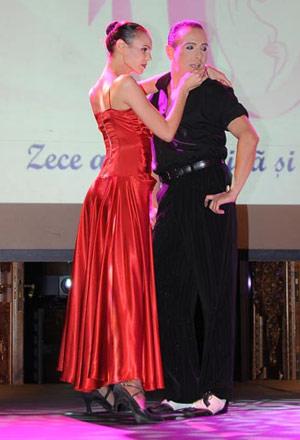 Monica Petrica, Razvan Mazilu