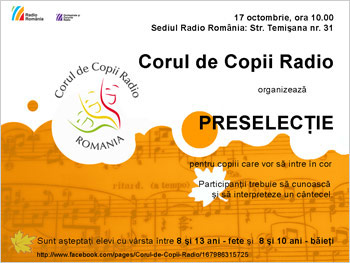 Corului de Copii Radio