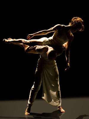 Sylvie Guillem, balerina